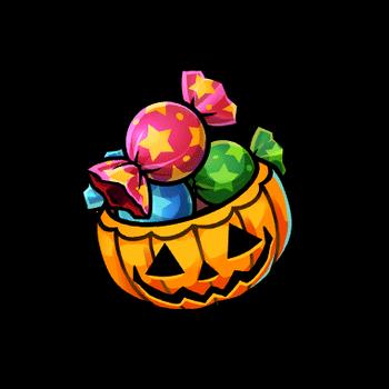 Gear-Pumpkin Pot Render