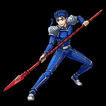 Gear-Lancer Render