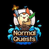 Quest-Normal Quests Button