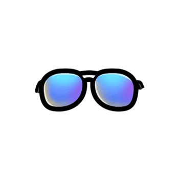Gear-Classic Shades Render