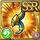 Gear-Verdure Ornament Icon