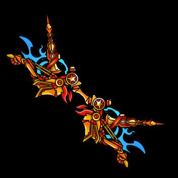 Gear-Apollo- Bow of Ardor Render