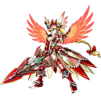 Gear-Inferno Valkyrie Render