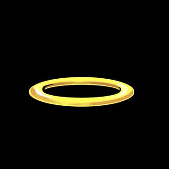 Gear-Angel Halo Render