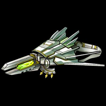 Gear-Heron Render