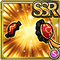 Gear-Hairbun Ribbon Icon