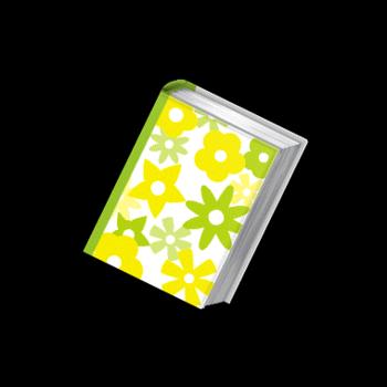 Gear-Book of Floral Patterns Render