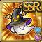 Gear-Black Witch Sidekick Icon