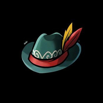 Gear-Agile Dodge Hat Render