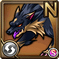 Gear-Savage Wolf Icon