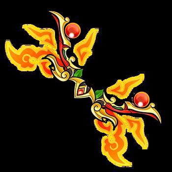 Gear--Divine- Binding Bow Render
