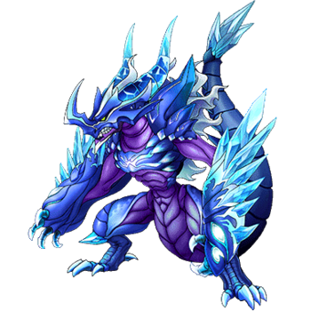 Gear-Frozen Dragon Avsaris Render