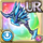 Gear-Frozen Dragon Axe Icon