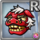 Gear-Lion Dance Mask Icon