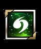 Field Effect-Wind Element Effect Icon