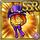 Gear-Jack-O'-Lantern Icon