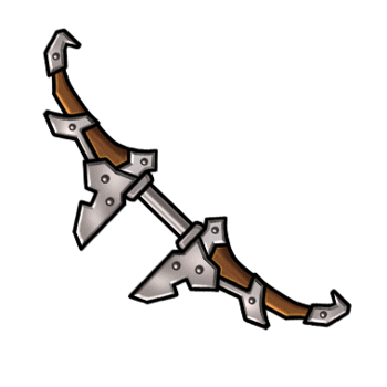 Gear-Composite Bow Render