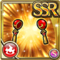 Gear-Red Dragon Hairpin Icon
