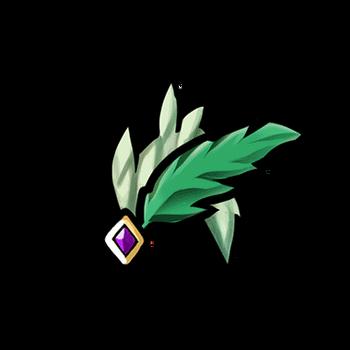 Gear-Green Marksman Plume Render
