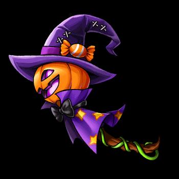 Gear-Halloween Bow Render