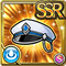 Gear-Officer's Hat Icon