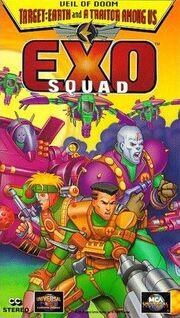 Exosquad - Volume 4
