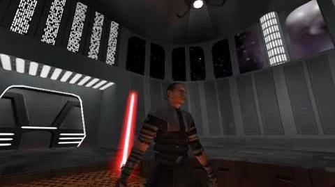Star wars jedi academy - a new hope - darth vader vs starkiller the force unleashed!