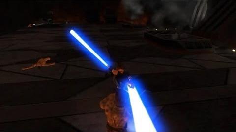 Star Wars Movie Battles 2 Obi-Wan Kenobi vs Anakin Skywalker