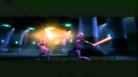 Obi-Wan Kenobi VS. Asajj Ventress