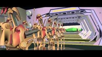 Star Wars The Clone Wars Story Reel 4 the big bang