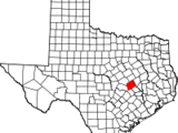 Milam County, Texas