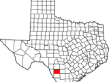 Zavala County, Texas