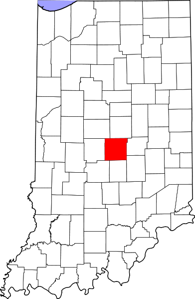 Marion County Indiana United States Counties Wiki FANDOM - Counties in indiana map