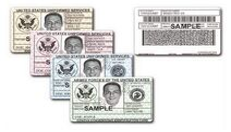 DoD ID Cards