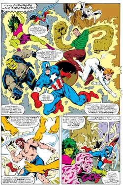 Avengers A20 1
