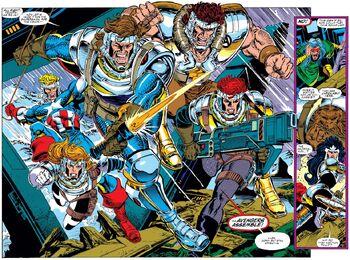 Avengers 363 1