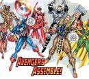 Мстители: история ч.16 (Возрождение героев)