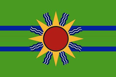 640px-Flag of Babylon