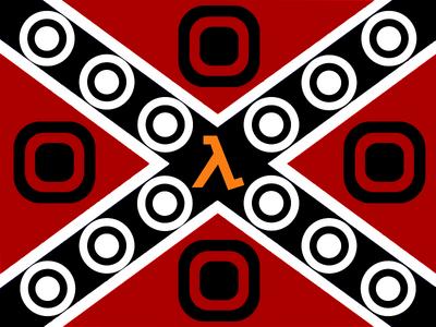U S Pata National Flag by Modanpon-1-