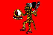Flag - Aztec Socialists