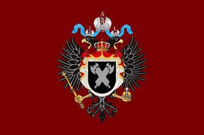 Flag of tsarist ulkryga by generalhelghast-d4j19u5