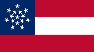 CSA Flag 1865-present