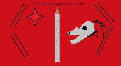 Eragon The Empire s Flag by VisionSwirl