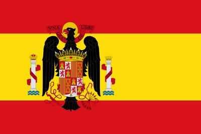 750px-Flag of Spain 1945 1977