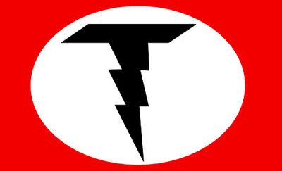 Tediz Flag by alimination602