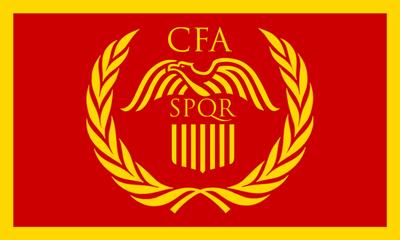 Roman empire american flag by frankoko-d4nfck9