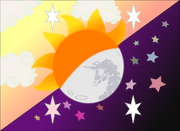 The flag of equestria by superzat-d3izqpu