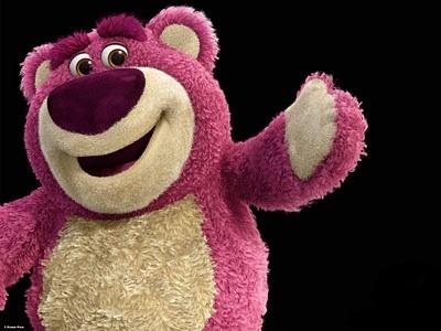 Lots O Huggin Bear Toy Story 3 ElCinemaniaco