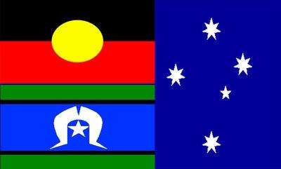 My new australian flag by isthisrubble-d38wuvz