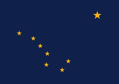 800px-Flag of Alaska